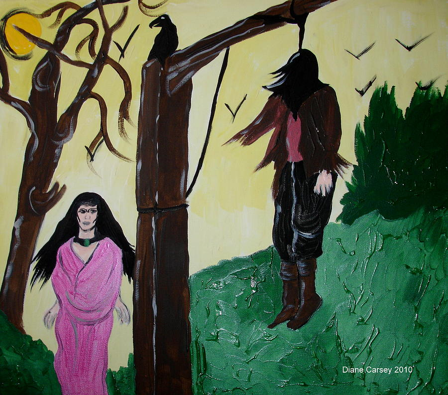 Death Gallows / Diane Carsey (UK)