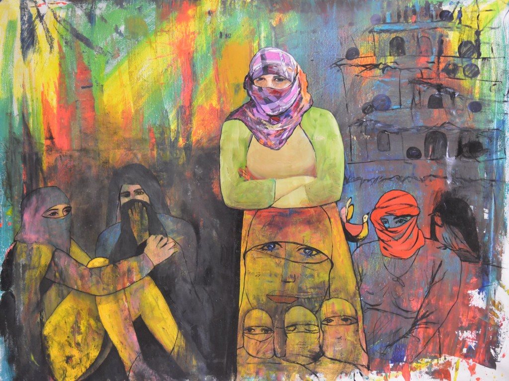 Girls Under Islamic State / Rostam Aghala