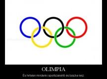 Le az olimpiával!
