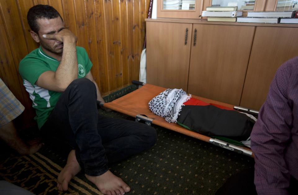 A 18 hónapos Ali Dawabsheh egy zsidó terrorista áldozata lett.