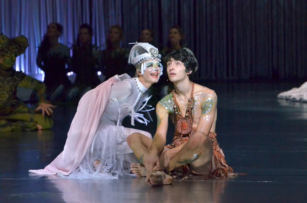 Színházi fotók 32. — Éden földön (Hany Istók legendája) a Nemzeti Színházban