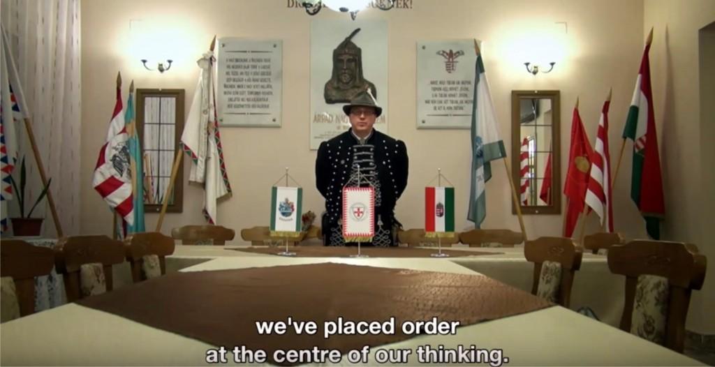 Az érpataki modell – jelenet a filmből.