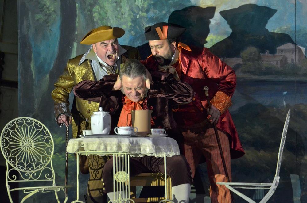 Színházi fotók 45. — Werther az Operában