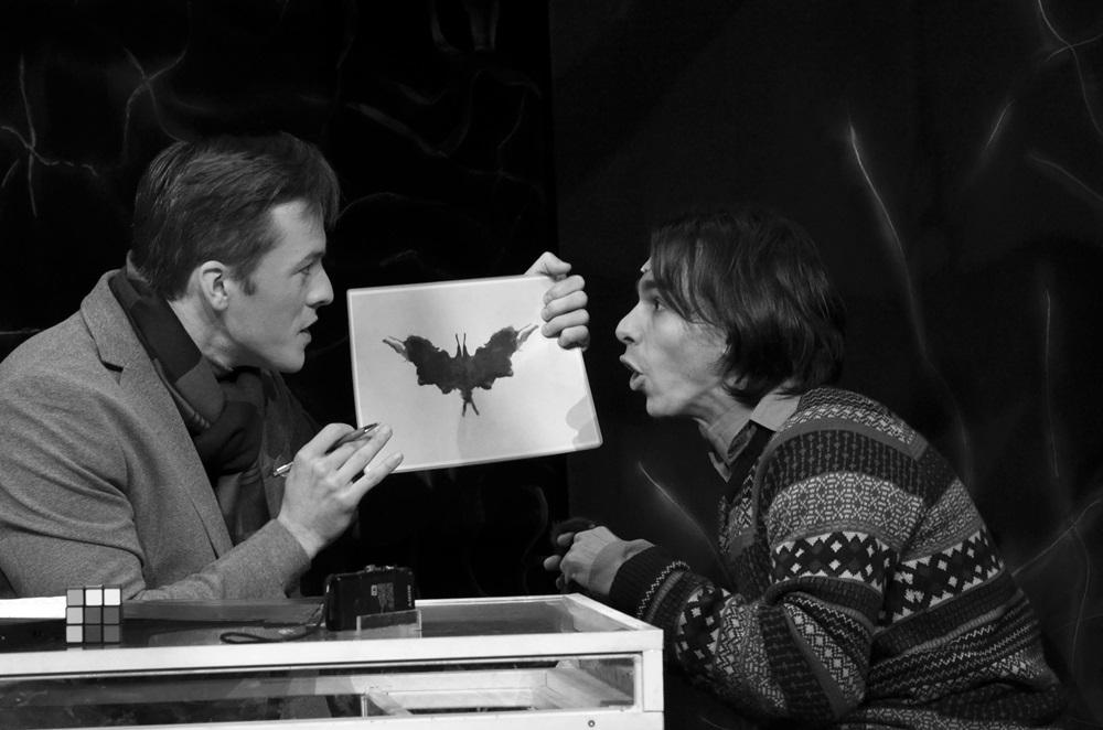 Színházi fotók 59. — Virágot Algernonnak az Operettszínház – Raktárszínházban