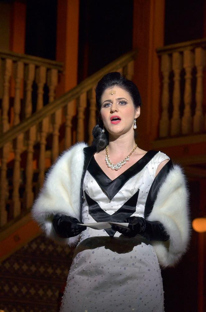 Színházi fotók 63. — SYBILL a Budapesti Operettszínházban