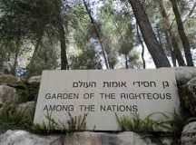 Righteous Among the Nations.