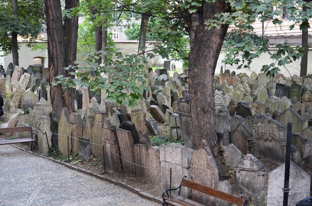 Régi zsidó temető (Prága)