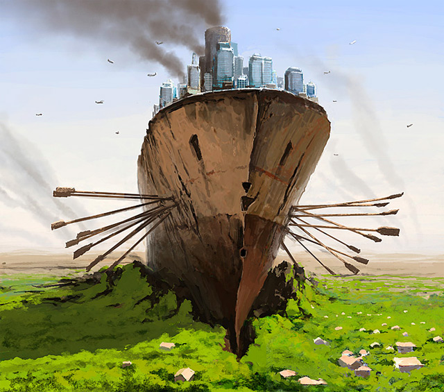 A Separate Reality / Alex Andreevby .