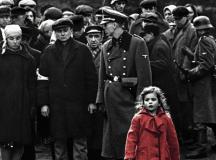 Képkocka a Schindler listájából.