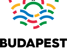 A tervezett budapesti olimpia logója.