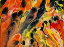 Orange Resistance / Shelly Leitheiser