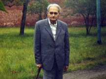 Rudolf Hess idős emberként.