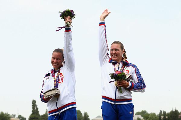 Benedek Dalma és Milica Starovic tavaly nyertek aranyat Szerbiának.