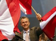 Győzelemre állhat a szélsőjobboldali Norbert Hofer Ausztriában. Fotó: Reuters.