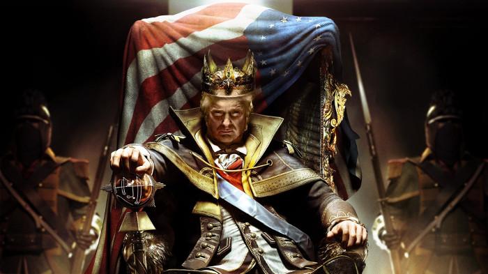 Trump héjjabirodalma