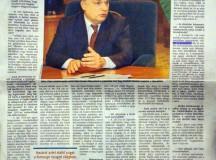 A megigazított Orbán-interjúról