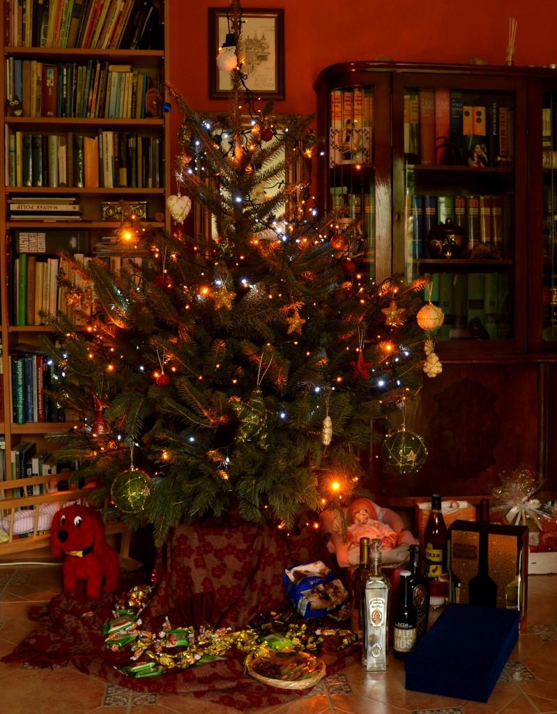 Boldog Karácsonyt és Boldog Hanukát kíván a Kanadai Magyar Hírlap képekben