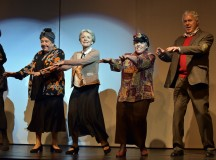 70, Girls, 70 – Nercbanda a Karinthy Színházban