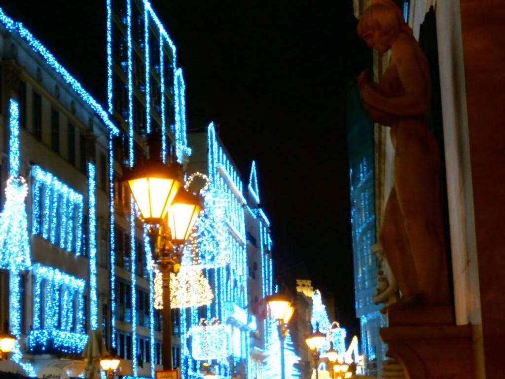Kerekes Sándor képei a fényes, csillogó Budapestről