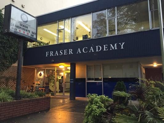 Fraser Academy Vancouverben.