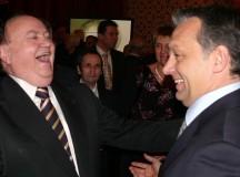 Torgyán József és Orbán Viktor