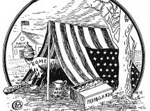 Katolikus-ellenes propaganda az USA-ban (1926).