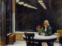 Automat / Edward Hopper