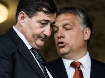 Meghekkelt interjúk – Mészáros Lőrinc nem tudja magáról, hogy stróman, ő csupán időnként bevásárol Orbán Viktornak