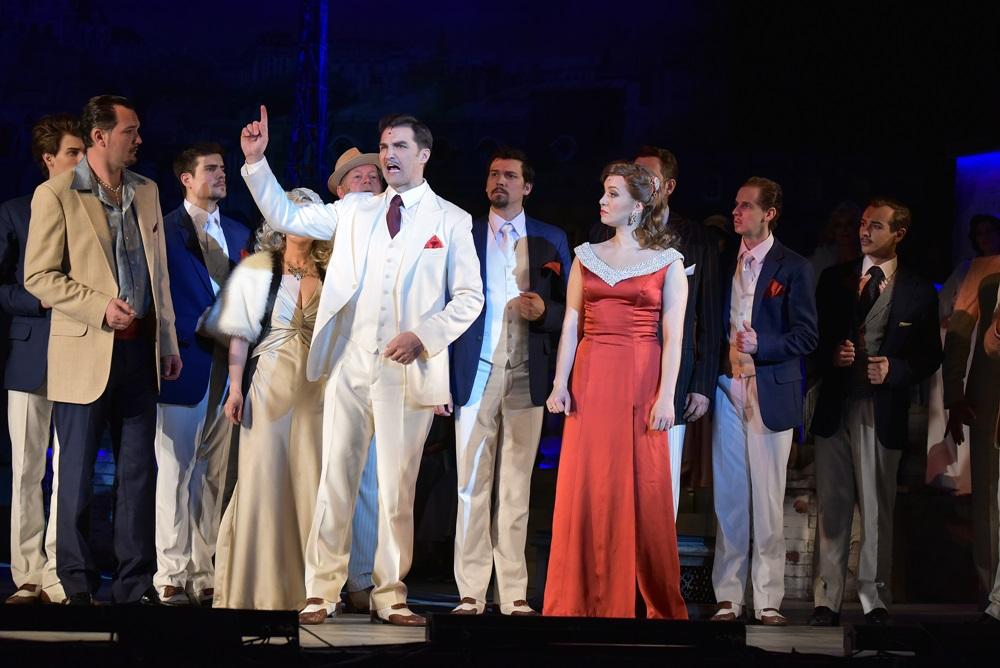 A víg özvegy az Operett Színházban 127