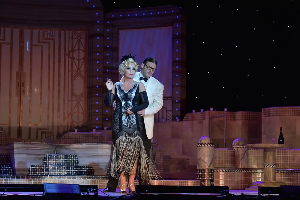 A víg özvegy az Operett Színházban 422
