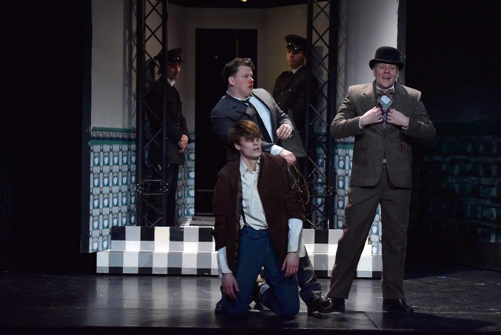Hóhérok — a Katona József Színházban