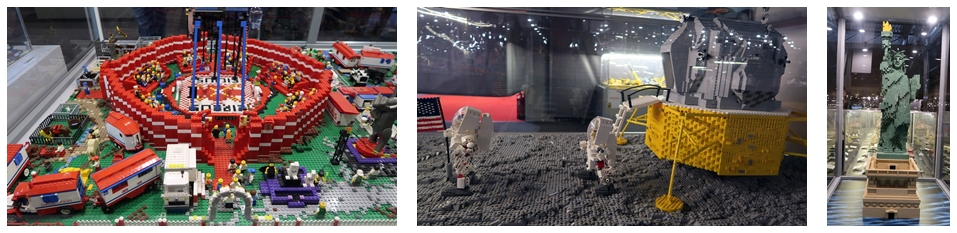 Lego kiállítás Budaörsön 034-horz0