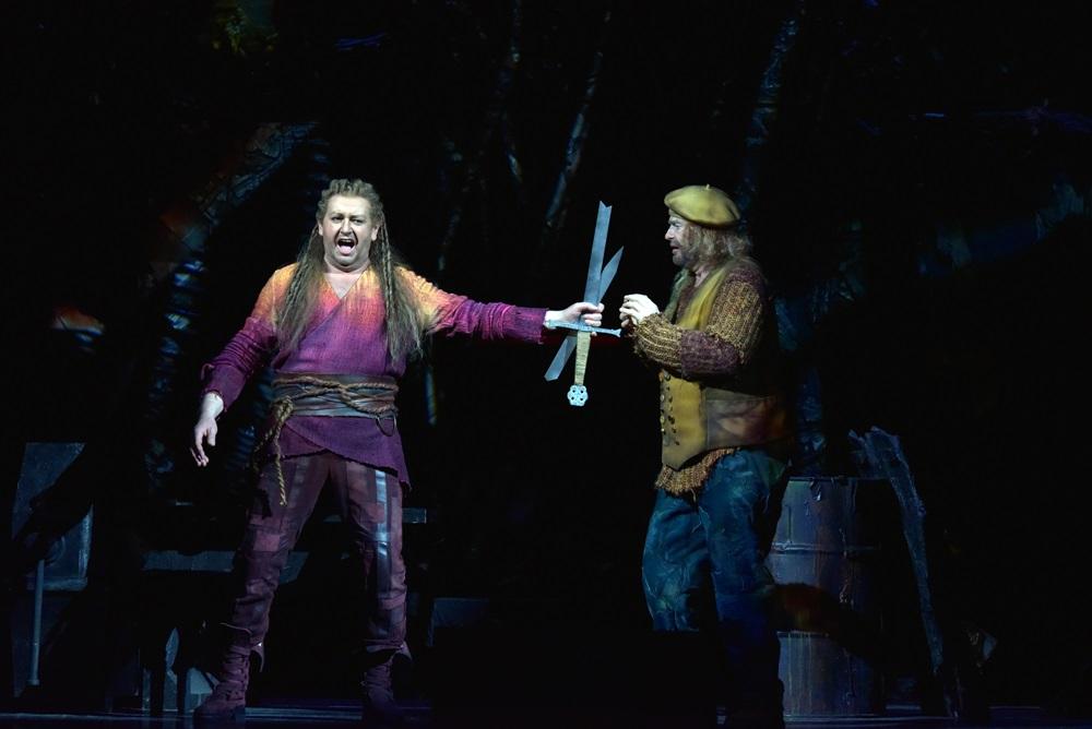 Richard Wagner: Siegfried — az Operában