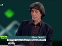 Deák Dániel – Tiltakozó nyilatkozat és felhívás a CEU ügyében