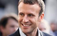 Emmanuel Macron. Fotó: Facebook