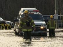 Árvíz Québecben — Több mint ötven település van víz alatt