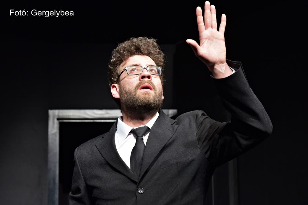 Mrozek: Strip-Tease  a Spinoza Színházban
