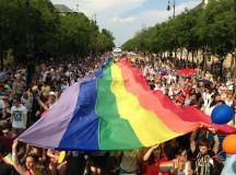Vona Gábor és a Pride felvonulás