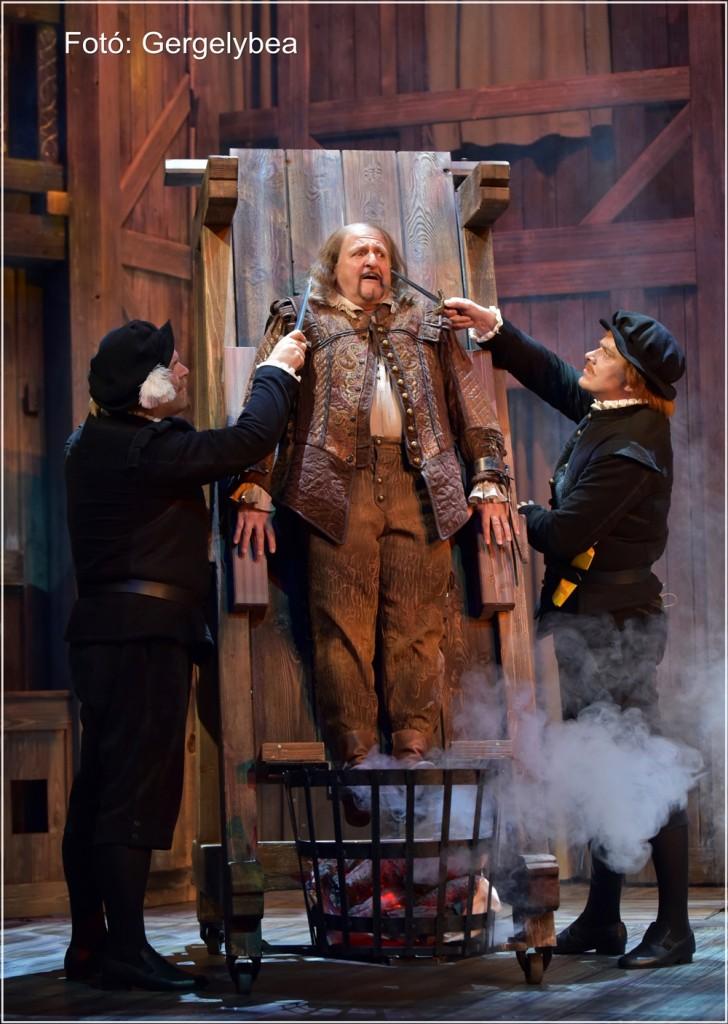 Szerelmes Shakespeare  a Madách Színházban