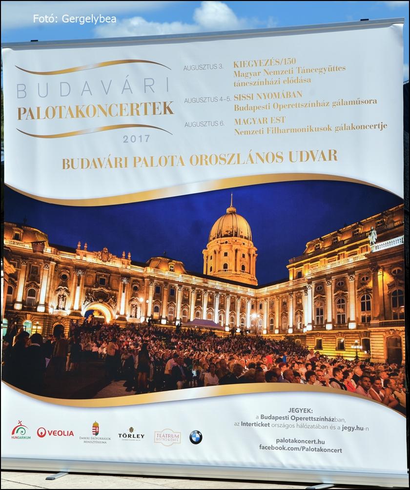 V. Budavári Palotakoncertek — Budai Vár Oroszlános udvar