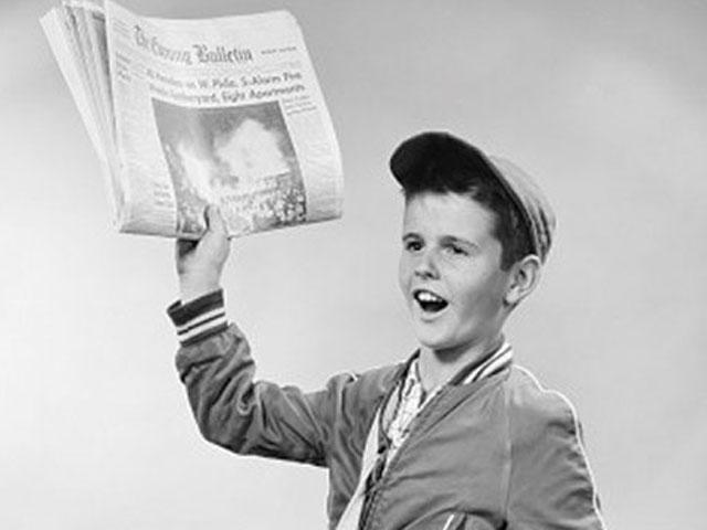 Rabolt tévét, rabolt lapot — De újságodat te nyomhatod!
