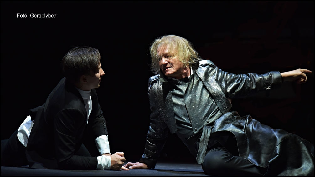 William Shakespeare : HAMLET a Vígszínházban