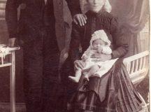A szerző családi fotója