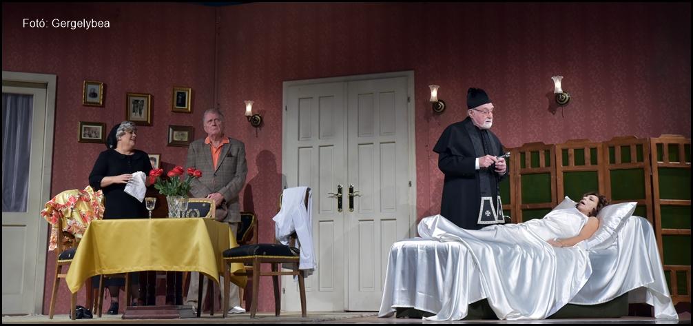 Filuména házassága  a József Attila Színházban