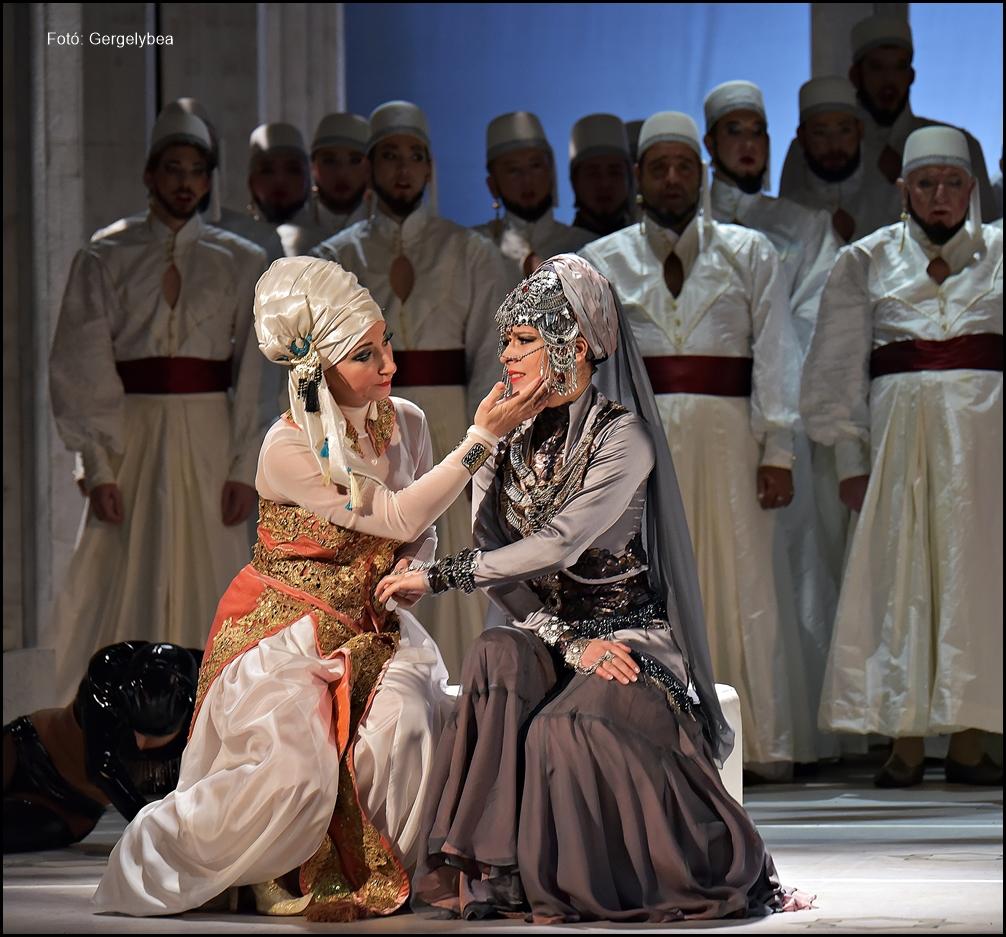 Rossini: Olasz nő Algírban az Erkel Színházban