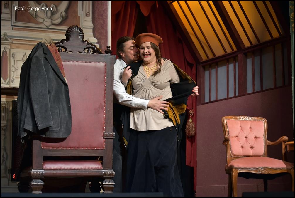 Molnár Ferenc: Az ördög  a Karinthy Színházban