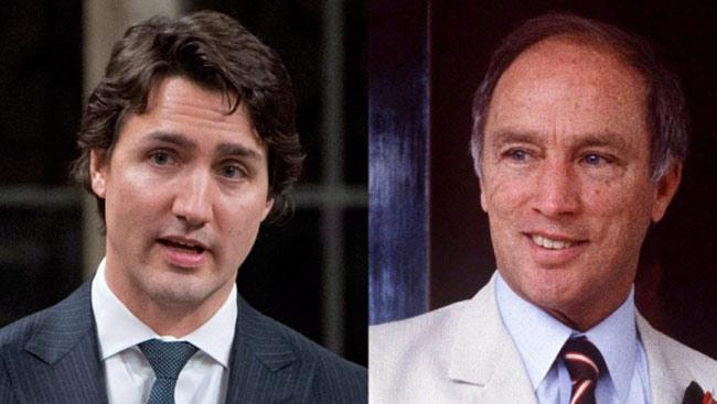 Trudeau vs. Trudeau: Kanada kormányfője sokban különbözik apjától
