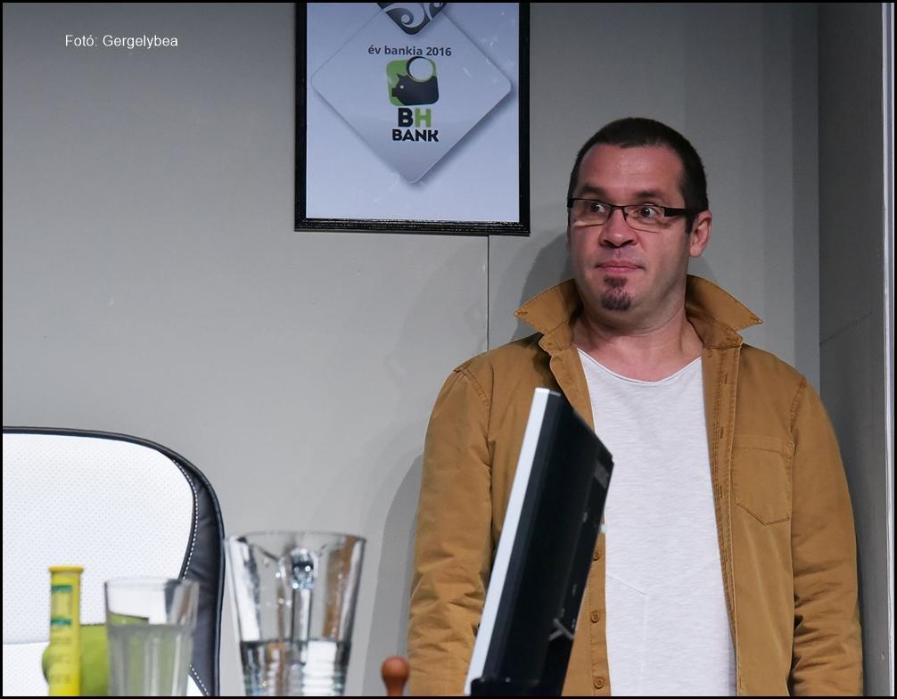 Jordi Galceran: BANKHITEL – a Játékszínben