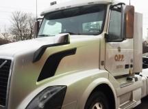 Otthonuk az országút — Kanada kamionos rendőrei (5. rész)