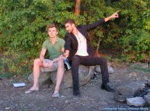 David és Franco — Egy kanadai kisfilm (videó)